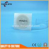 tipo de 13.56MHz ISO14443 uma etiqueta do protocolo NFC para o E-Bilhete