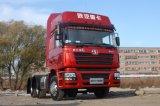 De Vrachtwagen van de Tractor van Shacman F3000 6X4--Weichai 375HP