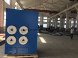 Machine van de Collector van het Stof van de Laser van de Filter van de Damp van de Hoge Efficiency van het Type van Erhuan de Draagbare
