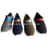 Nova moda das sapatas de mídias físicas Atlético unissexo executando os sapatos de desporto para homens (LT0119-5)