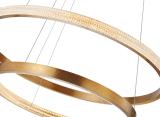 Modernes Hauptwohnzimmer-rundes hängendes acrylsauerlicht (MD60168-5-1080)