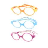 Le bâti de lunetterie de spectacle du modèle le plus neuf Tr90 pour des gosses de bébé