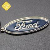 Personalizar el logotipo de marca Ford Turbo Audi Coche Llavero personalizado