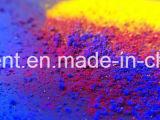 لون غنيّة اصباغ