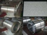 El color de la bobina de acero recubierto de SGCC DX51d bobinas de acero laminado en frío PPGI Z180