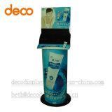 Présentoir de carton de stand de Displaty de papier ondulé pour le produit de beauté