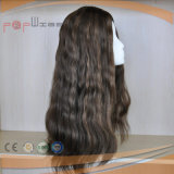 Parrucca brasiliana lunga delle donne dei capelli ondulati (PPG-l-0880)
