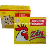 De Kubus van het Aroma van de kip met Hoogstaande en Lage Prijs