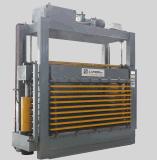Máquina caliente de la prensa con alta calidad