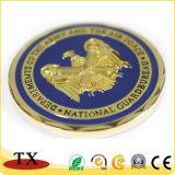 Medalha de Esportes de futebol de metal moeda desportivos com Design Personalizado