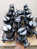 Águas Residuais Non-Clogging submersíveis bomba de esgoto (QE)