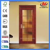 Новый идеально различных размеров деревянные стеклянные двери (JHK-G06)