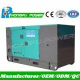 Geschatte 50kw 63kVA Reserve55kw 70kVA Elektrische Diesel Generator met Met geringe geluidssterkte
