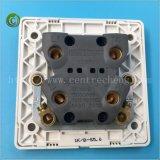 プラスチック押しスイッチ45A赤いボタンのElectricaスイッチ赤い壁スイッチ電気スイッチ