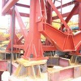 Aufbau-Turmkran mit Maximallast 3 T und 42 m-Kranbalken-Länge