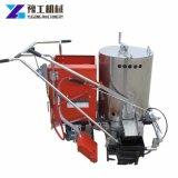 Empujar la línea caliente termoplástica máquina del camino manualmente de la pintura de la marca