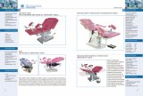 多目的分娩のベッド、油圧装置のObstetric表、Gynecology表、Ecoh041