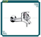 Keramischer Einhebelkern-Messinghahn für Badezimmer