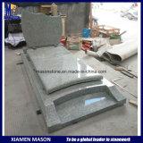 Надгробная плита гранита G623 Франции популярная дешевая просто