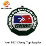 BSCI Spitzenverkaufs-direkte Fabrik-kundenspezifische Qualitäts-Metallmedaille