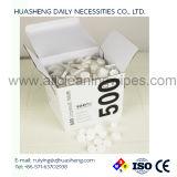 Tablettes comprimées 500 d'essuie-main