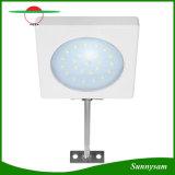 La iluminación exterior LED 25 Sensor de luz solar lámpara de pared resistente al agua IP65 Lámpara patio jardín ruta
