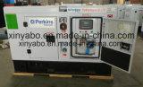 цена генератора 100kVA /80kw супер молчком Perkins тепловозное