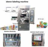 자동적인 둥근 병 병 소매를 다는 레테르를 붙이는 기계
