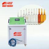 De automatische Enige Machine van de Vacuümverzegeling van de Apparatuur van het Flessenvullen van de Pijp