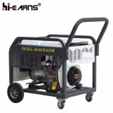 Air Cooled open Frame type Diesel generator set (DG11000E)