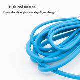 La Chine de bonnes basses Sport filaire stéréo 3,5 mm pour écouteurs pour téléphone cellulaire