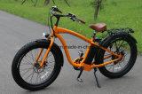 脂肪質のタイヤのReatモーター500W電気自転車