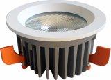 고성능 60W 상업적인 LED 빛에 의하여 중단되는 옥수수 속 LED Downlight