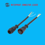 Китай поставщиков открытый круглый 2 3 4 контактный разъем жгута проводов