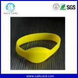 ロゴによって印刷されるISO15693 UHF RFID党リスト・ストラップ