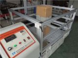 Il trasporto elettronico della casella di carta simula la strumentazione di prova di vibrazione