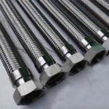 高品質の組みひもが付いている適用範囲が広いステンレス鋼304/321/316Lの金属のホース