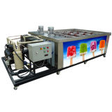 De versterkte Commerciële Machine van de Maker van de Ijslolly van 4 Vorm voor Verkoop