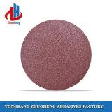 Du sable abrasif grain 80 papier pour la sauvegarde de disque de polissage des électrodes multifonctions