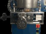 Machine de coulée continue de plaque argentée de boucle d'or de bijou de prix usine