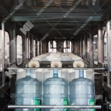 단지 충전물 기계장치 또는 Machine/5 갤런 충전물 /Bucket 물 채우는 장비 또는 배럴 충전물 기계