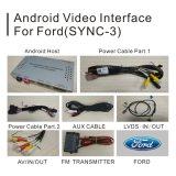 Android 5.1 do GPS caixa de 4.4 navegações para a relação video etc. do Taurus da sincronização 3 F-150 Expidition Lincoln de Ford