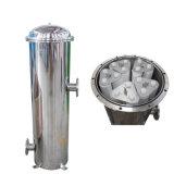Filtro do cartucho dos PP da carcaça de aço inoxidável para a osmose reversa