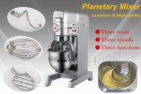 판매를 위한 호화스러운 다중 기능 가공 식품 기계 행성 믹서