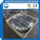 Feuilles de tube de pièce forgéee d'acier inoxydable pour l'échangeur de chaleur, récipients à pression