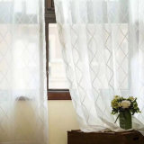 Daimond Design Voile Sheer Curtain