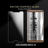 2017 ново в стекле мобильного телефона штока 0.33mm 9h 2.5D Tempered на ответная часть 10 Huawei