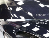 Nueva protección de la pintura del coche que cubre el sujetador claro del vinilo