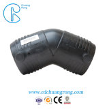 Accoppiamento dell'uguale della plastica di Electrofusion Fitting/HDPE