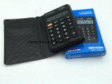 Tamanho de bolso calculadora eletrônica dobrável com preço barato e grande ecrã